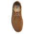 Clarks Originals Men's Jink Suede Shoes - Cola: Image 5