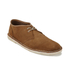 Clarks Originals Men's Jink Suede Shoes - Cola: Image 4