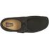 Clarks Originals Men's Wallabee Shoes - Black Suede: Image 3