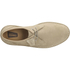 Clarks Originals Men's Jink Suede Shoes - Sand: Image 3