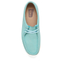 Clarks Originals Women's Wallabee Shoes - Light Blue: Image 5