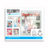 Celebrity Coasters Tempered Glass Coasters (Pack of 4): Image 4