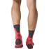 adidas Infinity 13 Socks - Shock Red/Dark Grey: Image 4