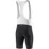 adidas Adistar Bib Shorts - Black/Vivid Red: Image 2