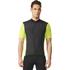 adidas Supernova Ref Short Sleeve Jersey - Black/Semi Solar Slime: Image 3