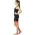 adidas Women's Adistar Bodysuit - Black/Red: Image 4