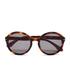 Calvin Klein Women's Platinum Sunglasses - Havana: Image 1