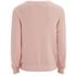 Wildfox Women's Didn't Ask for a Prince Fleece Sweatshirt - Grapefruit: Image 2