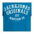 Jack & Jones Men's Seek T-Shirt - Mykonos: Image 3