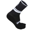 Sportful AC Vuelta 9 Socks - Black/White: Image 1