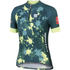 Sportful MGF 15 Children's Short Sleeve Jersey - Green/Yellow: Image 1