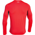 Under Armour Men's CoolSwitch Run Long Sleeve Top - Red: Image 2