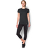 Under Armour Women's Favourite Short Sleeve Crew T-Shirt - Black: Image 3