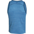 Under Armour Men's Tech Tank Top - Squadron/Navy: Image 2