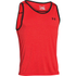Under Armour Men's Tech Tank Top - Red/Black: Image 1