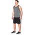 Under Armour Men's Tech Tank Top - Black: Image 4
