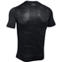 Under Armour Men's Raid Short Sleeve T-Shirt - Black/Grey: Image 2