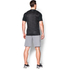 Under Armour Men's Raid Short Sleeve T-Shirt - Black/Grey: Image 5