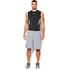 Under Armour Men's HeatGear CoolSwitch Compression Tank Top - Black: Image 3