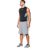 Under Armour Men's HeatGear CoolSwitch Compression Tank Top - Black: Image 4