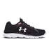Under Armour Women's Micro G Assert G Running Shoes - Black/Red/White: Image 1