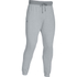 Under Armour Men's Tri-Blend Fleece Jogger Trousers - Light Grey: Image 1