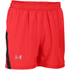 Under Armour Men's Launch 5 Inch Run Shorts - Red: Image 1