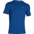 Under Armour Men's Tri-Blend Pocket T-Shirt - Blue: Image 1