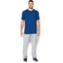 Under Armour Men's Tri-Blend Pocket T-Shirt - Blue: Image 3