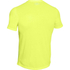 Under Armour Men's Streaker Run Short Sleeve T-Shirt - Yellow: Image 2