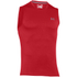 Under Armour Men's Tech Sleeveless T-Shirt - Red: Image 1
