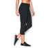 Under Armour Women's Mirror Crop Leggings - Black: Image 3
