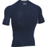 Under Armour Men's HeatGear CoolSwitch Compression Short Sleeve Shirt - Navy Blue: Image 2