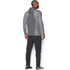 Under Armour Men's CoolSwitch Run Podium 1/4 Zip Top - Grey: Image 5