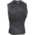 Under Armour Men's HeatGear CoolSwitch Compression Tank Top - Black/Grey: Image 2