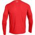Under Armour Men's Streaker Long Sleeve T-Shirt - Red: Image 2