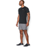 Under Armour Men's Streaker Run Short Sleeve T-Shirt - Black: Image 4