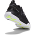 Under Armour Men's Charged Ultimate Low Training Shoes - Black/White: Image 2