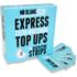 Tiras Blanqueantes de Dientes Express deMr Blanc 30: Image 1