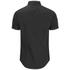 Smith & Jones Men's Pelmet Short Sleeve Shirt - Black: Image 2