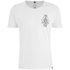 Smith & Jones Men's Maqsurah Back Print T-Shirt - White: Image 1
