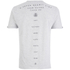 Smith & Jones Men's Maqsurah Back Print T-Shirt - Light Grey Marl: Image 2