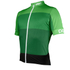 POC Fondo Light Short Sleeve Jersey - Pyrite Green: Image 1