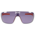 POC DO Blade AVIP Sunglasses - Hydrogren White/Zinc Orange: Image 3
