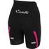 Castelli Women's Velocissima Shorts - Black/Pink: Image 1