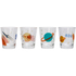Cosmos Shot Glasses (Set of 4): Image 3