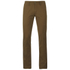 Carhartt Men's Sid Slim Leg Chinos - Leather Rinsed: Image 1
