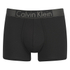 Calvin Klein Men's Iron Strength Cotton Trunk Boxers - Black: Image 1