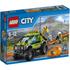 LEGO City: Le camion d'exploration du volcan (60121): Image 1
