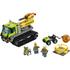 LEGO City: Vulkaan crawler (60122): Image 2